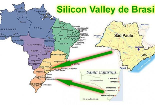 Silicon Valley de Brasil