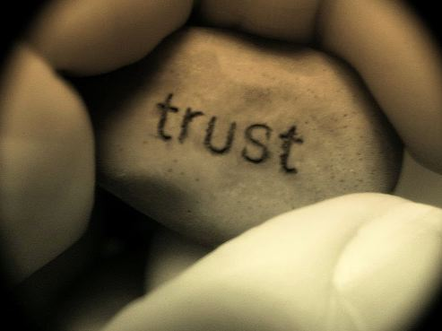 GIS 2012 Day 2: trust is key to collaboration