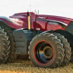 Agriculture: an early adopter in autonomous mobility