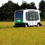 Elderly could be key market for driverless vehicles, as Japan starts trials