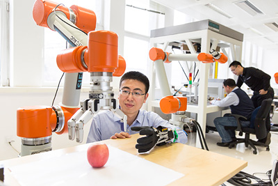 Siemens China innovation focuses on autonomous robotics, smart city hub, cybersecurity and scientific research