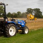 Farm automation project harvests first barley crop with autonomous vehicles and drones
